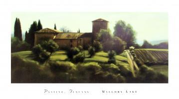 Pastine, Tuscany by Mallory Lake