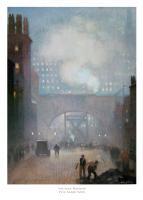 York Street, Manchester by Pierre Adolphe Valette