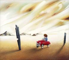Bye Mum by Warren Salter
