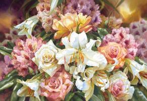 Springtime Medley by Darryl Trott
