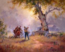 The Pioneer by Robert Wilson